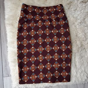 Lularoe Cassie High Waist Pencil Skirt